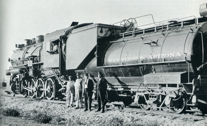The Impossible Railroad - All Around Nevada