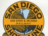 San Diego & Arizona Railway Logo