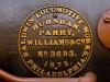 Baldwin Plate