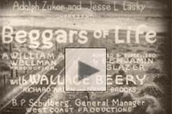 Beggars of Life excerpts