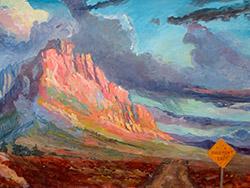 Erik Holland Painting