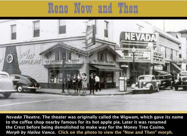 Nevada Theatre morph